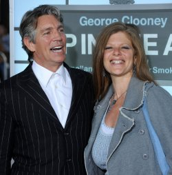 "Eric Roberts attends the ""Up in the Air"" premiere in Los Angeles"