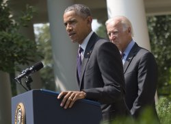 President Barack Obama announces the U.S. will reestablish diplomatic relations with Cuba in Washington