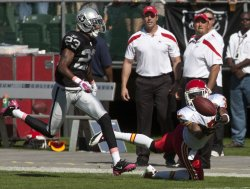Kansas City Chiefs shut out Raiders 28-0 in Oakland, California