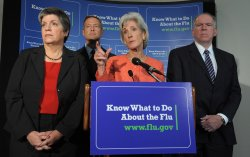 NIH holds flu preparedness summit in Maryland