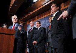 Rep. Tom Price (R-GA) speaks on health care reform in Washington