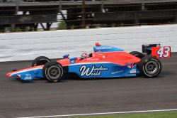 Indianapolis 500 Practice in Indianapolis, Indiana