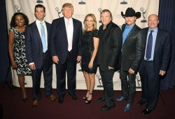 "Cast members of "" Celebrity Apprentice"" attend the Academy of Television Arts and Science's presentation in New York"