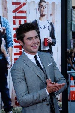 """""""Neighbors"""" premiere held in Los Angeles"""