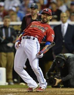 MLB All Star Home Run Derby in Minneapolis