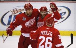 NHL Stanley Cup Final Pittsburgh Penguins vs Detroit Red Wings