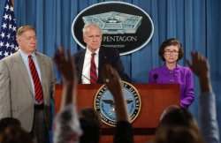 PANEL RELEASES REPORT ON MILITARY PRISONER ABUSES