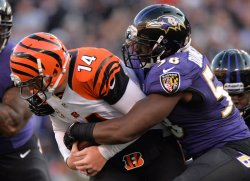 Cincinnati Bengals vs Baltimore Ravens in Baltimore