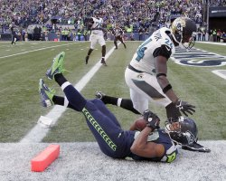 Jacksonville Jaguars vs. Seattle Seahawks
