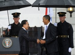 UPI Pictures of the Year 2011 - Washington Politics