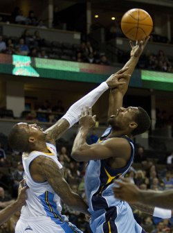 Denver Nuggets Host Memphis Grizzlies.