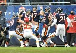 Chiefs McCluster scores on Hail Mary pass against Bears in Chicago