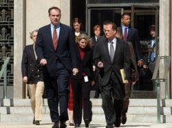 LIBBY GUILTY IN CIA LEAK CASE IN WASHINGTON