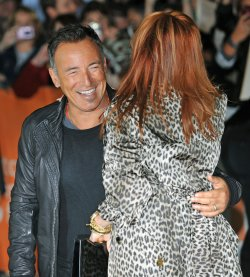 Bruce Springsteen attends 'The Promise' premiere at the Toronto International Film Festival