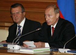 President Vladimir Putin visits the Russian province of Bashkortostan