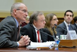 U.S. Energy Boom Hearing on Capitol Hill in Washington, D.C.