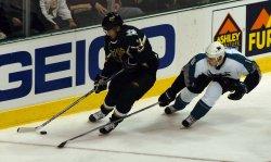 NHL DALLAS STARS AND SAN JOSE SHARKS
