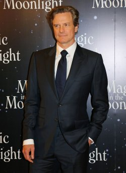 "French premiere of the film ""Magic in the Moonlight"" in Paris"