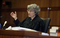 Bridget Anne Kelly appears in court in Trenton, New Jersey