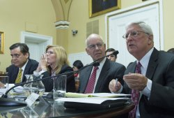 The House Rules Committee holds a hearing on a Lawsuite Against the President in Washington, D.C.