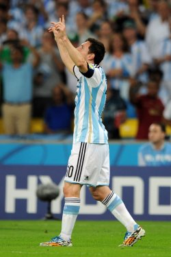 2014 FIFA World Cup Group F - Argentina v Bosnia Herzegovina