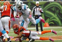 Cincinnati Bengals vs Carolina Panthers