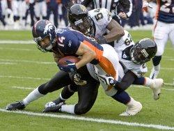 NFL Denver Broncos host Jacksonville Jaguars