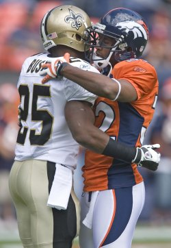 New Orleans Saints vs Denver Broncos