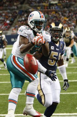 Miami Dolphins vs St. Louis Rams