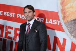 "Seann William Scott attends the ""American Reunion"" premiere in Los Angeles"