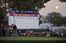 39th Ryder Cup played in Medinah, Illinois