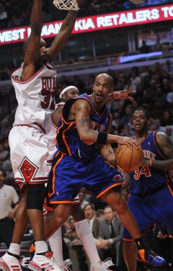NBA Basketball New York Knicks vs Chicago Bulls