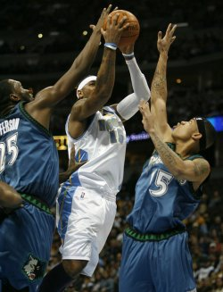 Minnesota Timberwolves vs Denver Nuggets