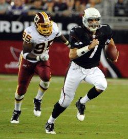 NFL-Washington Redskins at Arizona Cardinals