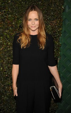 "Stella McCartney attends the premiere of the video ""My Valentine"" in West Hollywood, California"