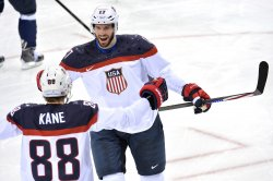 Men's Hockey USA VS Slovakia Sochi 2014 Winter Olympics