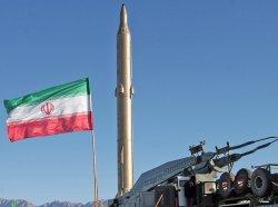Iran test-fires missile in Iraqn