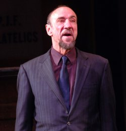 "F. MURRAY ABRAHAM OPENS IN NEW YORK BROADWAY PLAY ""MAURITIUS"""
