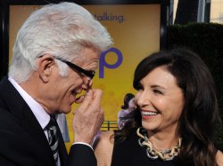 "Mary Steenburgen and Ted Danson attend the premiere of ""The Help"" in Beverly Hills, California"