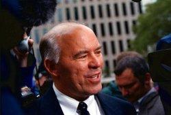 Lead prosecutor Larry Mackey,
