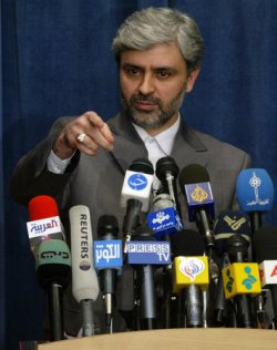 IRAN,U.S TO TALK ON IRAQ..