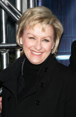 "Tina Brown arrives for the premiere of ""Daybreakers"" in New York"