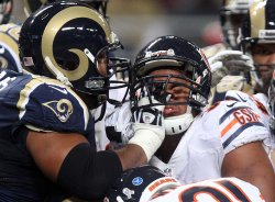 Chicago Bears vs St. Louis Rams