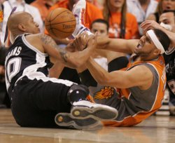 NBA Playoffs, Second Round, San Antonio Spurs at Phoenix Suns