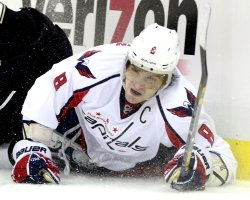 Washington Capitals vs Pittsburgh Penguins in Pittsburgh