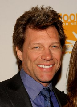 Jon Bon Jovi attends the Can Do Awards in New York