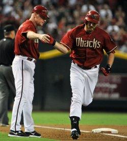 Kubel hits three run homer in Arizona