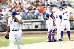 New York Mets vs San Francisco Giants