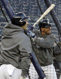 ALCS Game 1 at Yankee Stadium