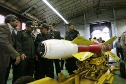 IRAN SET SMART-BOMB PRODUCTION